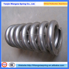 heavy equipment stainless steel compression springs