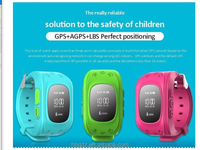 Cheapest price of China factory promotion Q50 talking watches for kids