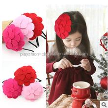 Baby Girls Kids Party Headband Hair Accessories Classy Flower Hair Accessories