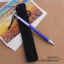 Small business ideas metal ball pen push action ballpoint pen