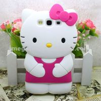Hello kitty cell phone case phone accessories for galaxy s3 case