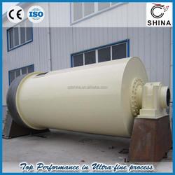 High capacity grinding machine clinker ball mill