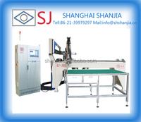botom price low pressure polyurethane foam injection machine