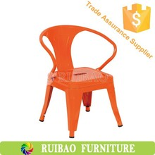 Wholesale european style Back Armrest dining chair for garden