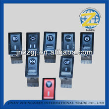 Howo Spare Truck cab Parts Switch