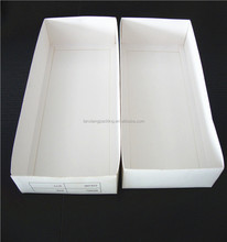 Hot Selling Paper Cardboard File Holder Case, A4 Size Box Files
