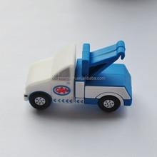 Custom oem PVC truck shape usb flash drives