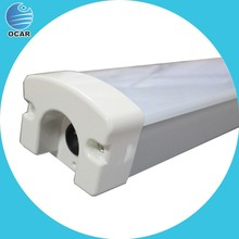 China Cheap Led Tri-proof Lamps Supplied t8 waterproof fluorescent light fixture ip65 50W 4900-5600LM led tri-proof tube