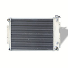 Fits 67-69 CHEVY CAMARO/FIREBIRD T/A 5.3L-5.7L V8 3-ROW FULL ALUMINUM RACING RADIATOR
