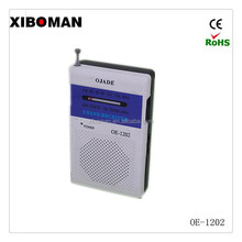 OE - 1202 Classical electronic all band radio receiver