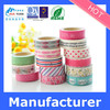 Writable painting polka dot Custom glitter decoration Japanese washi tape