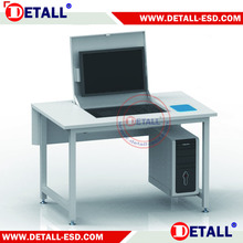 Lab cleanroom table with multifunctional