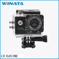 HD 720P 30m Underwater Digital Mini DV Camcorder Helmet Action Bicycle Sport Camera