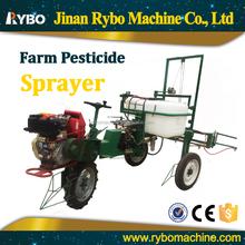 Agricultural diesel engine self propelled sprayer pesticide spraying machine