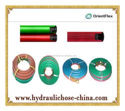 Rubber industrial welding hose