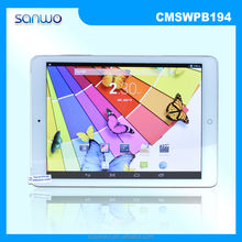 WCDMA 2100 Tablet PC 8 inch Quad-core 1.2GHZ GPS CMSWPB194