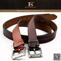 Factory supply custom best selling leather belt making machiner