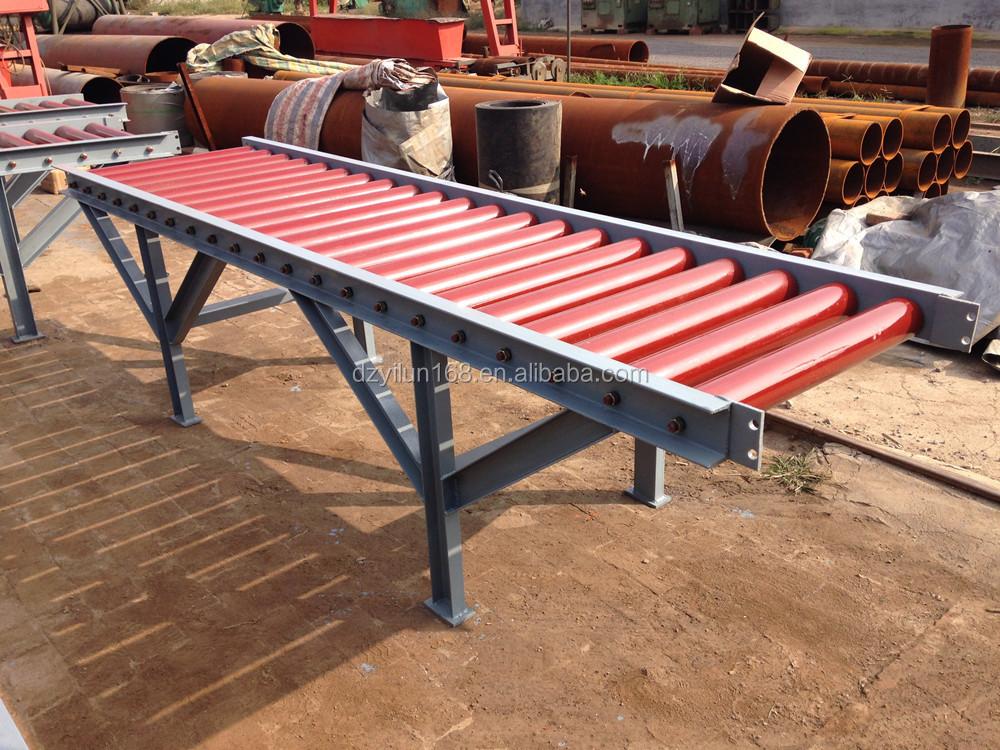 stainless steel roller table conveyor 02.jpg