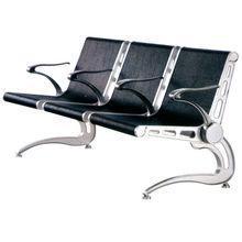 aeropuerto silla de espera con 4 brazos