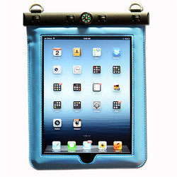 For iPad Waterproof dustproof pouch bag Protective for Apple ipad 2/3/4/5 Air Retina 9.7 / 10 inch tablet underwater diving Case