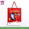 different colors for material promotional gift paper carrier bag