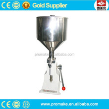 China factory manual paint filler, manual yogurt filler, manual perfume filler