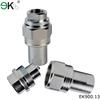 EK-LA thread rod locked screw hydraulic quick coupling/ quick connector