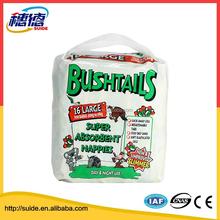 Hot sale baby paper diaper, wholesaler baby diaper in guangzhou