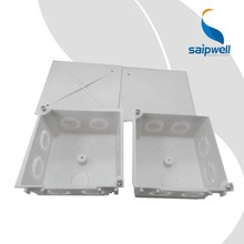 Saip/Saipwell South Africa Junction Box Project 80*80*40 Wiring Box China Plastic Electrical Wholesale Junction Box