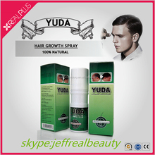 Personal hair care products YUDA ginseng beard oil hair growth oil for men