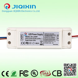 UL ETL cUL approved constant voltage dimmable LED drivers