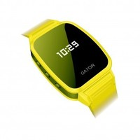 Smart mobile phone watch for kids, students, children, GPS Location Tracking Caref Watch