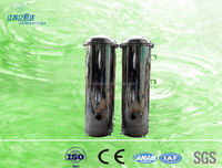 High pressure resistance precision filter for water pretreament system