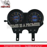 Motorcycle LCD digital speedometer high quality, two color backlight LCD Meter, Motorcycle digital meter, lcd dashboard instrume