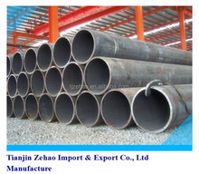 Galvanized st52 Used Seamless Steel Pipe for Sale