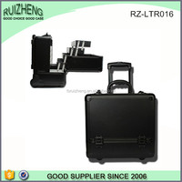 Cheap Aluminum Rolling hairdressing cosmetic case