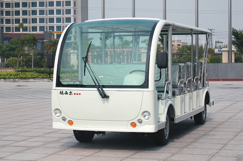 23 Seats electric tourist bus