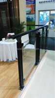 Aluminum Handrail for stairs