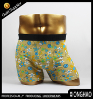 Cangnan Fashion sexy sports gold yellow sexy underwear for fat