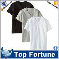 Hot Sales economic unisex t-shirts organic cotton