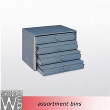SOPOWER metal steel tool parts storage boxes