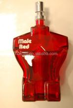 Vente chaude femme body forme bouteille de parfum