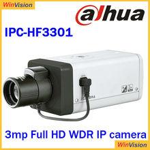 3mp dahua camera security system cam with poe IPC-HF3301