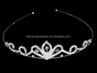 Hair accessories wedding - wedding tiara set