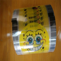 PP PS PET plastic cup sealing film