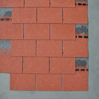 Tiles roof / 3-tab asphalt shingle