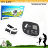 Factory Supply Smart Training Dog Wireless Electric Fence with Shock Collar