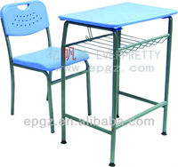 Guangzhou Factory manufacture used school furniture plastic tables and chairs cheap