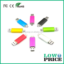 2015 free sample 32gb otg/plastic usb flash drive /usb pen drive wholesale 32gb for mobile and computer