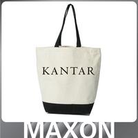 TOP supplier cotton canvas tote bag leather handle,cotton canvas bag wholesale,cotton canvas duffle bag